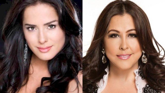 Danna García podría regresar a la televisión colombiana