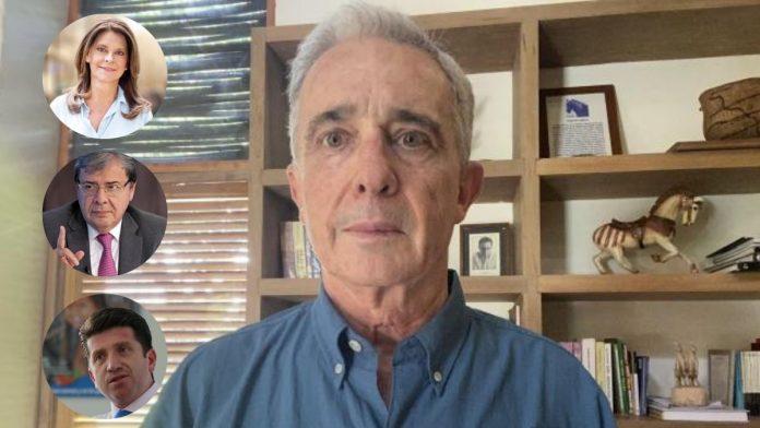 El Gobierno no esconde su emoción y celebra la libertad de Álvaro Uribe Vélez