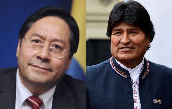 En Bolivia Luis Arce, el candidato de Evo Morales, gana las presidenciales.