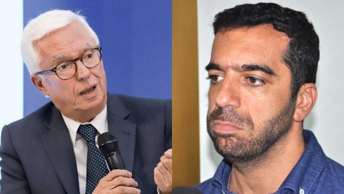 Jorge Robledo contra Arturo Char
