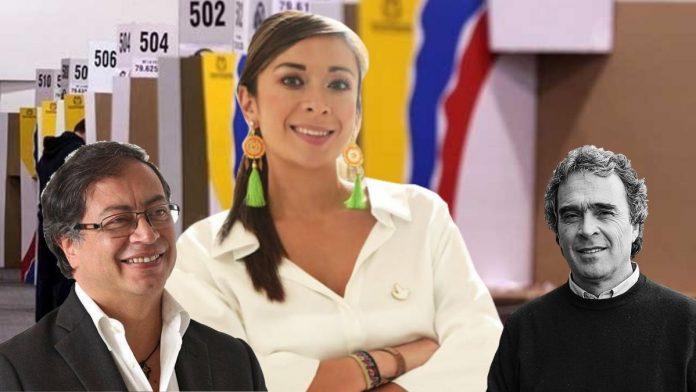 Katherine Miranda elecciones 2022 Colombia