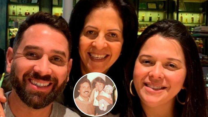 Kelly, hija mayor de Rafael Orozco, está embarazada de una niña