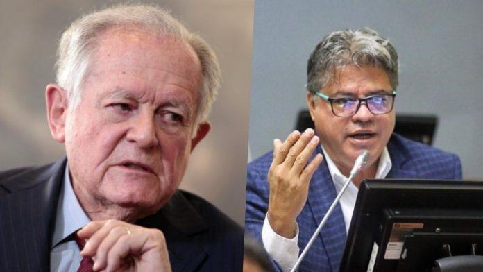Luis Carlos Sarmiento Angulo Wilson Arias