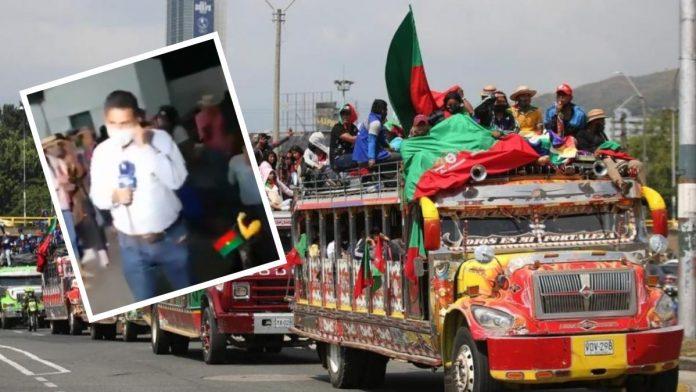 Minga indígena Noticias Caracol