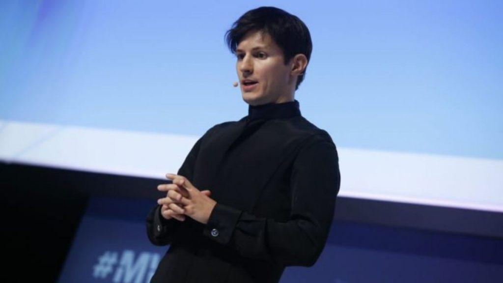 Pável Dúrov, creador de Telegram.