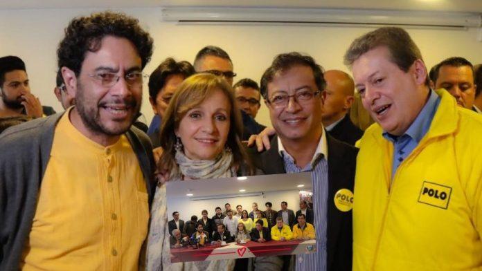 Polo Democrático Colombia Humana