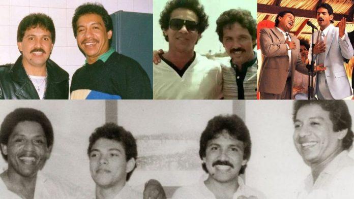 Rafael Orozco y Diomedes Díaz