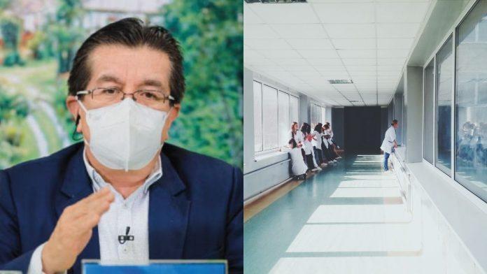 20 mil trabajadores de la salud recibieron hoy su reconocimiento económico