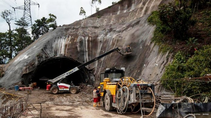 Túnel de la Línea será intervenido nuevamente por el INVÍAS