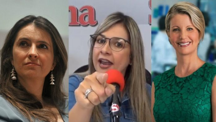 Uribismo defiende a Vicky Dávila