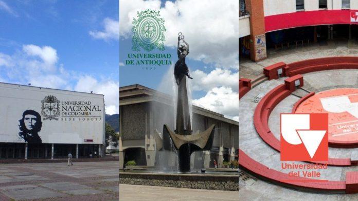 ¿Cuáles son las mejores universidades en Colombia