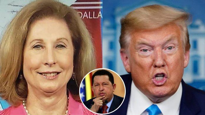 Abogada de Trump sobre Hugo Chávez