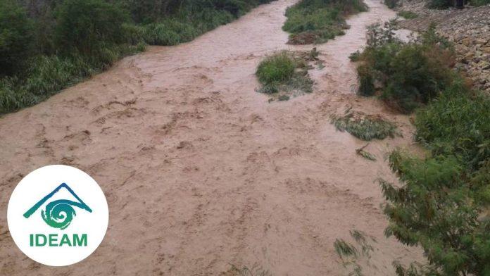Alerta por crecimiento de ríos en Boyacá