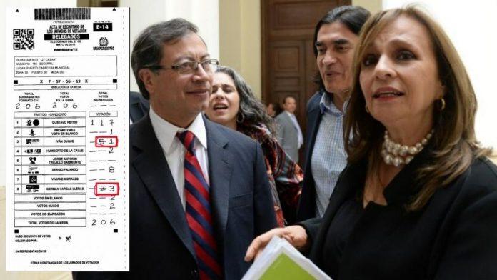 Ángela María Robledo E-14