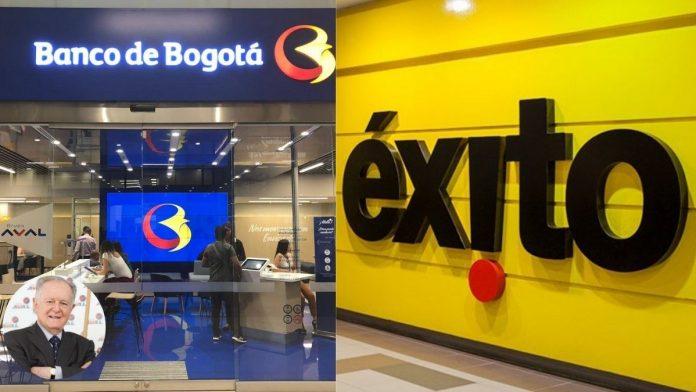 Banco de Bogotá Almacenes Éxito