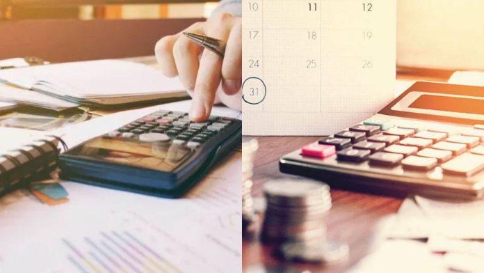 Calendario para el pago de impuestos en 2021