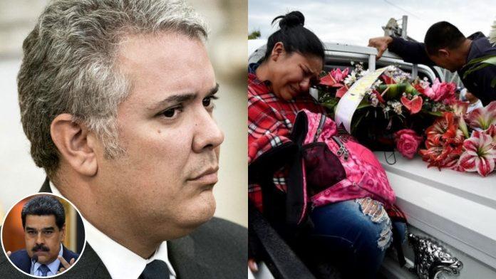 Duque más preocupado por Venezuela que por Colombia