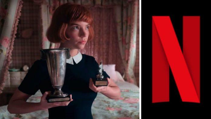 Netflix Gambito de Dama