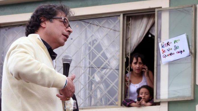 Gustavo Petro alcaldía de Bogotá