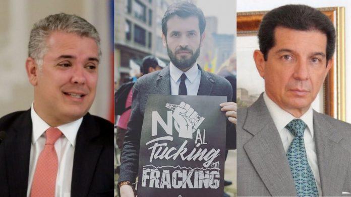 Juan Carlos Losada califica de desastroso la política ambiental de Iván Duque