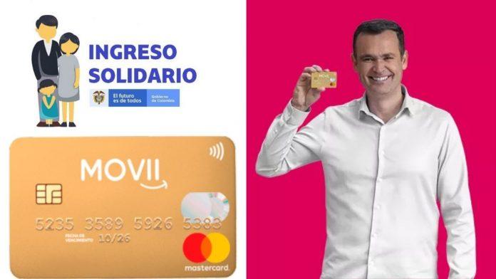 MOVii Ingreso Solidario