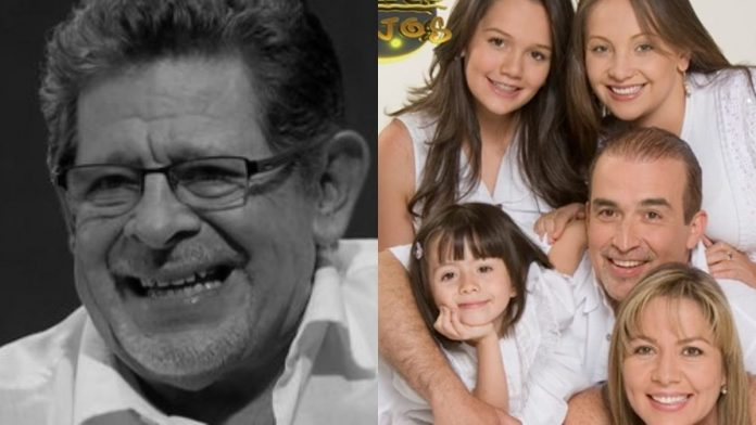 Muere Roberto Reyes director de Padres e Hijos