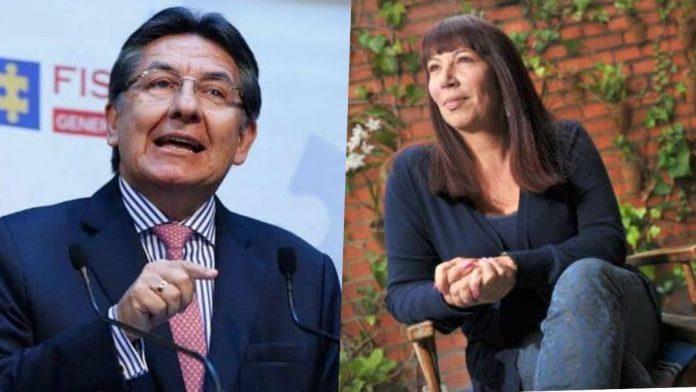 Néstor Humberto Martínez María Jimena Duzán