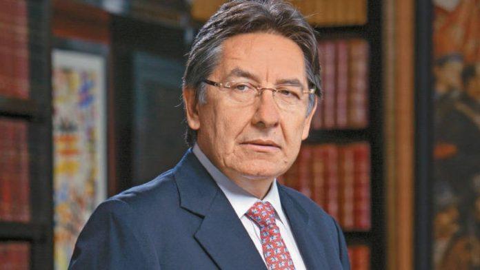 Néstor Humberto Martínez, nuevo embajador en España
