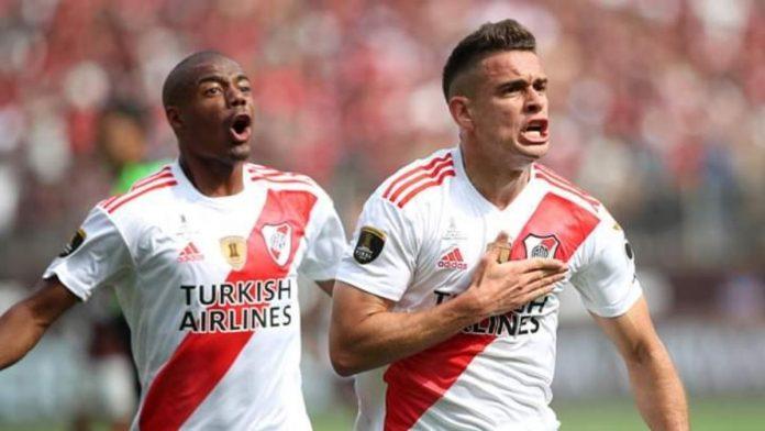 Nicolás de la Cruz y Rafael Santos Borré