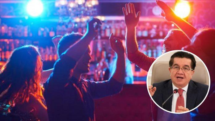 Nuevo horario para bares y discotecas del país
