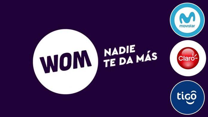 Planes de WOM en Colombia