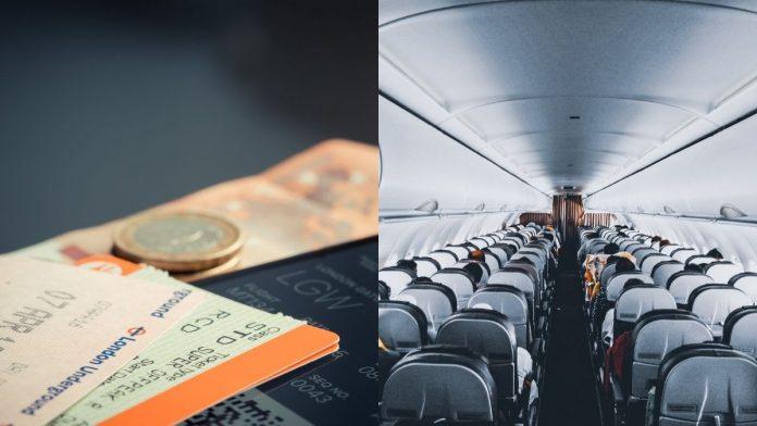 Precio de los tiquetes aéreos para viajar en Navidad