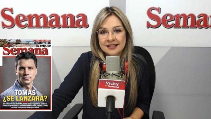 Revista Semana Tomás Uribe