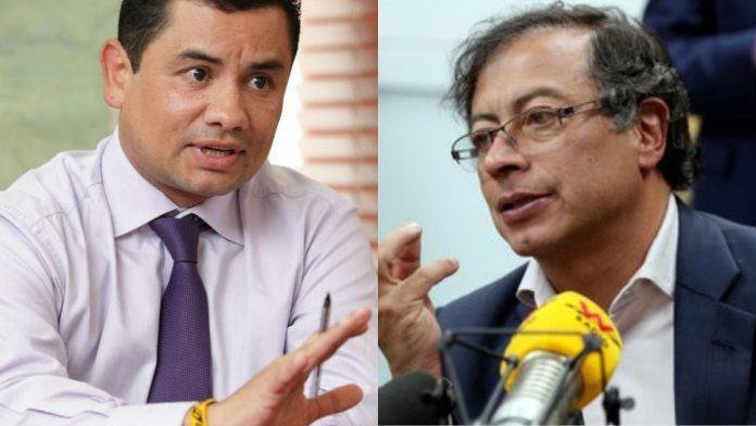 Rifirrafe entre Petro y el consejero presidencial