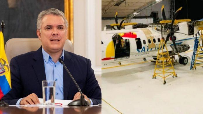 Satena por fin recibirá dinero por parte del gobierno para iniciar su operación aérea