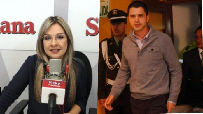 Vicky Dávila Tomás Uribe Revista Semana