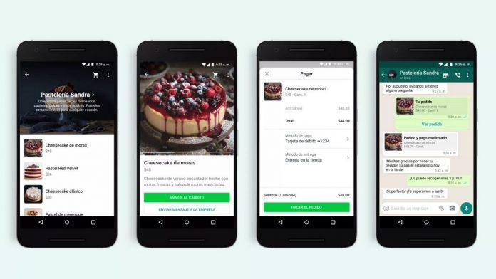 WhatsApp comprar y vender