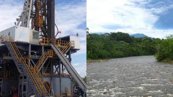 Al parecer Ecopetrol estaría contaminando la vereda de Montecristo de Guamal