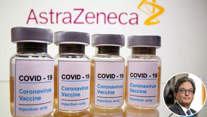 Colombia comprará vacuna de AstraZeneca