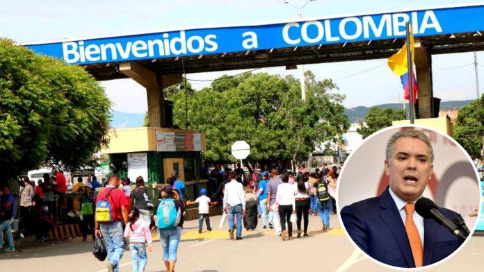 Colombia mantiene cerradas fronteras con Venezuela