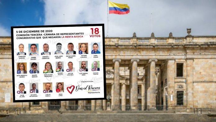 Congreso Colombia Renta Básica