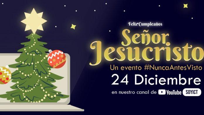 Cumpleaños Señor Jesucristo 2020
