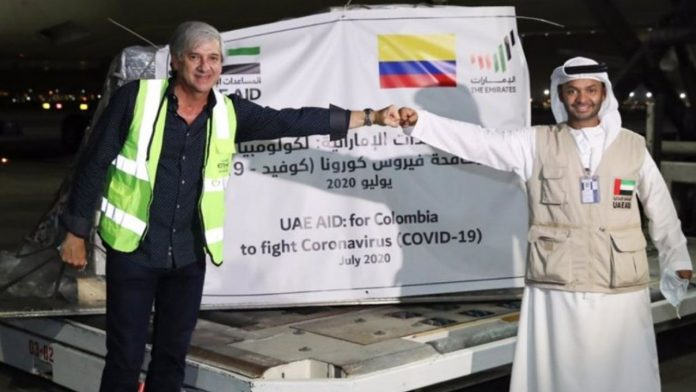 Emiratos Árabe afianza una relación con Colombia