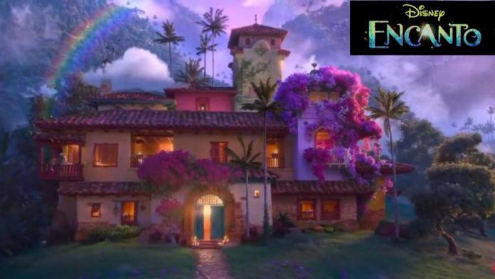 Encanto, película de Disney inspirada en Colombia