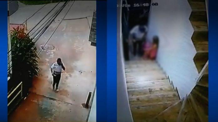 Hombre toca a una niña en Antioquia