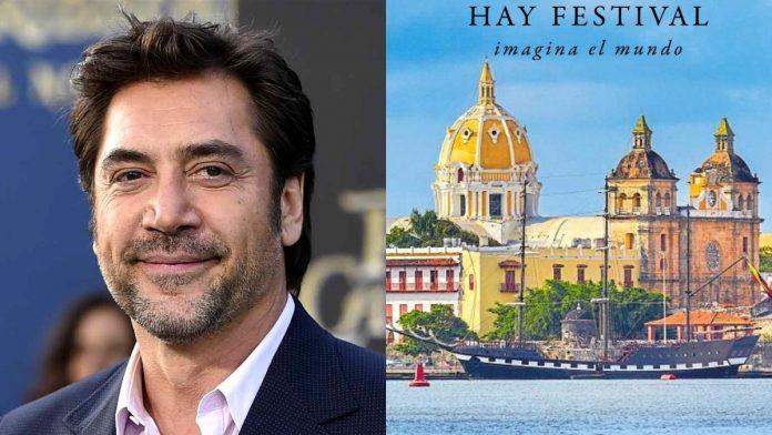 Javier Bardem será parte del Hay Festival Cartagena