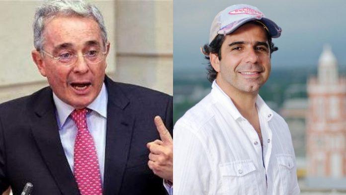 Los Char visitan a Uribe para hablar de las elecciones de 2022