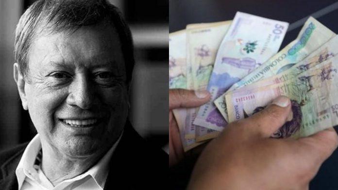 Mario Hernández propone mejor aumento para el salario mínimo