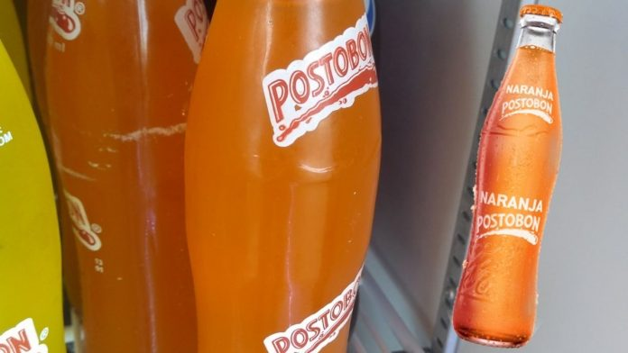 Naranja Postobón