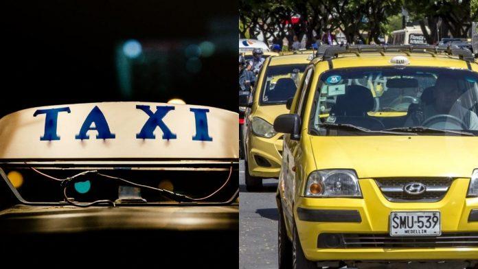 Nuevas tarifas de taxis en Bogotá